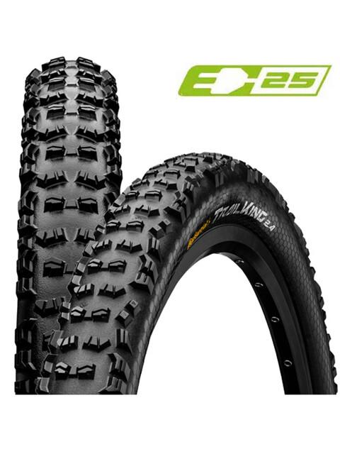 "Continental Trail King II Performance 2.2 Bike Tyre 27"" black"